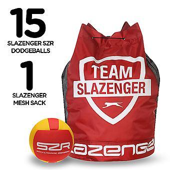 Slazenger Unisex Match Training Dodgeball