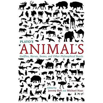 Platos Animals Gadflies Horses Swans and Other Philosophical Beasts by Bell & Jeremy