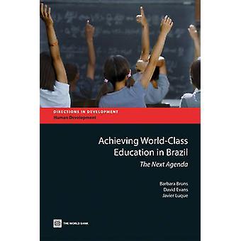 Bereiken van wereldklasse onderwijs in Brazilië door Bruns & Barbara