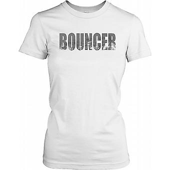 Bouncer - Rock Hard Panie T Shirt