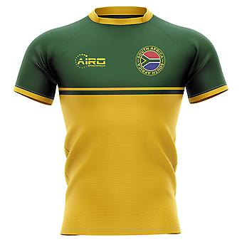 2019-2020 South Africa Springboks Training Concept Rugby Shirt - Kids