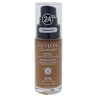 Revlon Colorstay Foundation for Normal/Dry Skin, #370 Toast