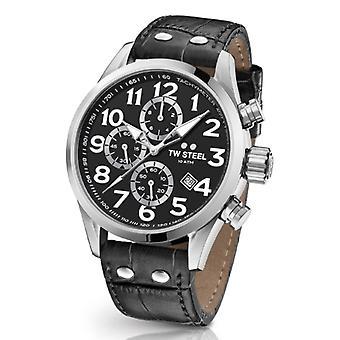 Tw Steel Vs54 Volante Chronograaf Horloge 48mm