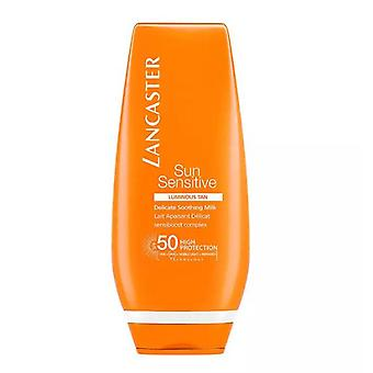 Lancaster Sun Sensitive Luminous Tan Delicate Soothing Milk SP50 - 125ml