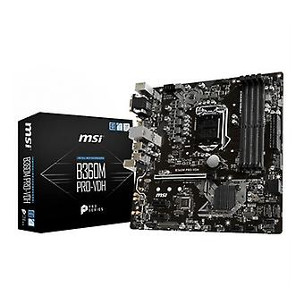 Karte Mutter MSI 911-7 24-003 mATX DDR4