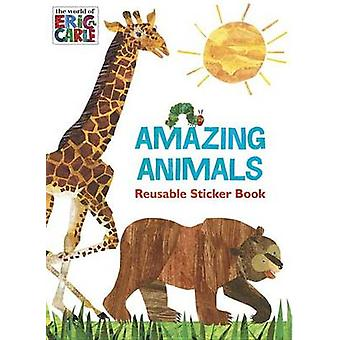 Amazing Animals by Eric Carle - 9780385387873 Book