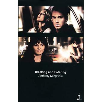 Breaking and Entering (Main) by Anthony Minghella - 9780571236466 Book