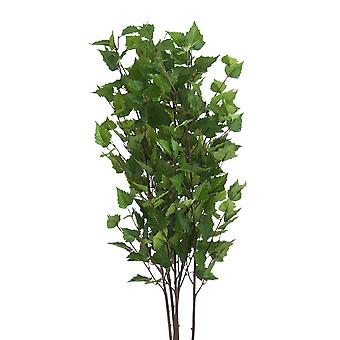 Hill Interiors Artificial Faux Green Branch Spray