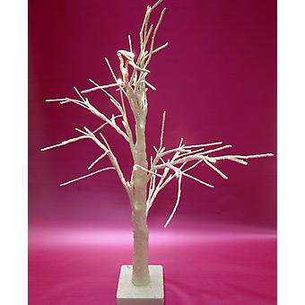 Artificial LED Snowy Twig Tree