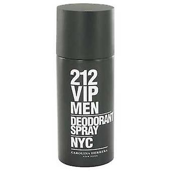 212 VIP door Carolina Herrera Deodorant Spray 5 oz (mannen) V728-517353