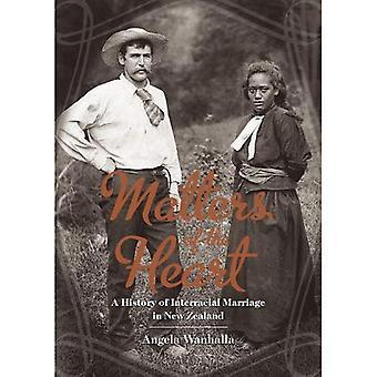 Hjärtefrågor: en historia av Interracial äktenskap i Nya Zeeland