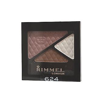 Rimmel London Glam øyne Eyeshadow Trio 4,2 g Lynx (#624)
