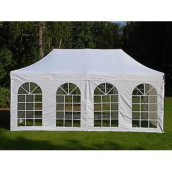 Namiot Ekspresowy FleXtents Easy up pavillon Steel 3x6m Biały, mq 4 ściany boczne