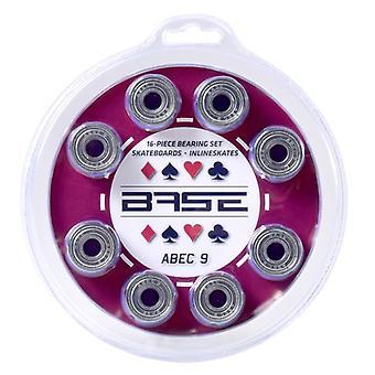 BASE ball bearings ABEC 9 - 16 blister pack