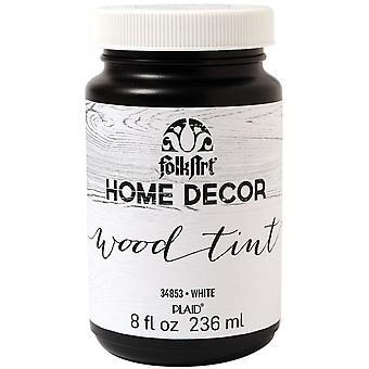 FolkArt Home Decor Wood Tint-White HDCWOOD-34853