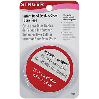 Instant Bond Double Sided Fabric Tape 3 4