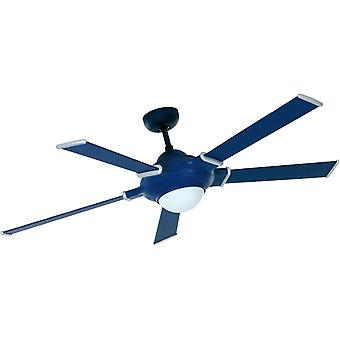 Ceiling Fan BlueStar BC 725-S light and remote control