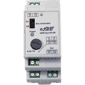HomeMatic RS485 surge protection 85978 DIN rail