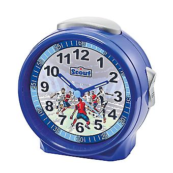Scout young alarm alarm friends blue football 280001072