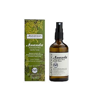 AntiPodes Ananda Antix Gentle Toner 100ml