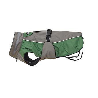 Buster Winter Jacket Steel Grey/artichoke Green Small