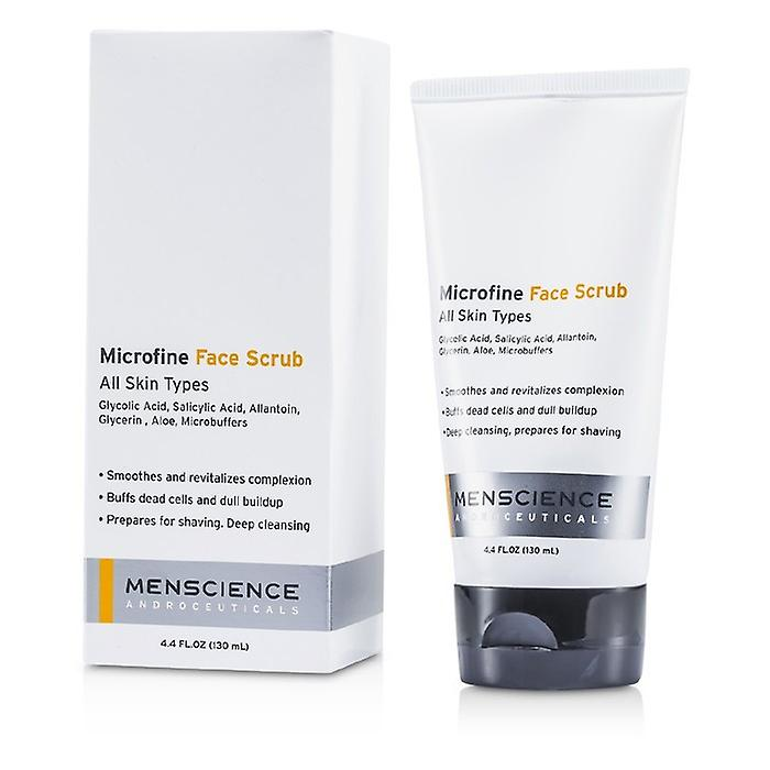 Menscience Microfine gezicht Scrub 130ml / 4.4 oz