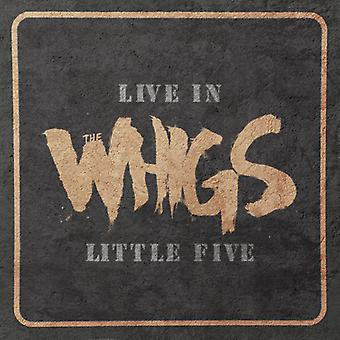 Whigs - Live in Little Five [Vinyl] USA import