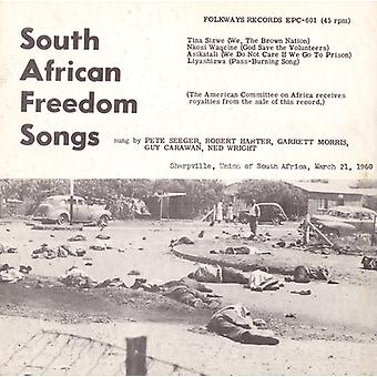Chansons de liberté sud-africain - importation USA South African Freedom chansons [CD]