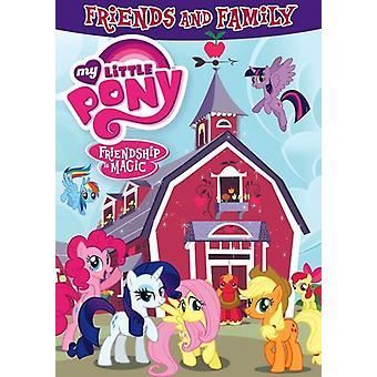 Min lille Pony vennskap er ren magi: Venner & [DVD] USA importere