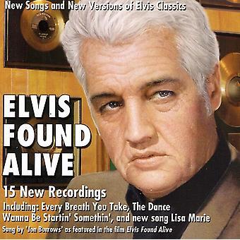 Elvis fundet Alive - Elvis fundet Alive [CD] USA import