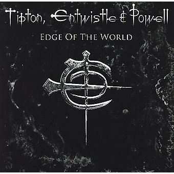 Glenn Tipton - Edge of the World [CD] USA import