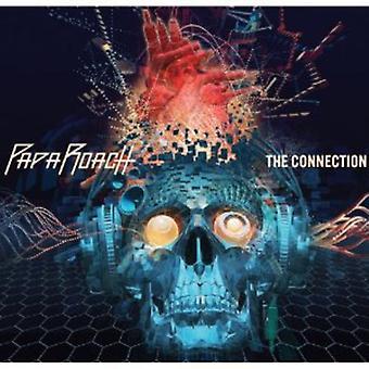 Papa Roach - forbindelse [CD] USA importerer