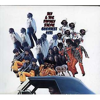 Sly & the Family Stone - Greatest Hits [CD] USA import