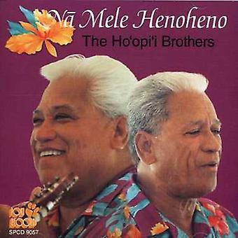 Hoopii brødre - Na Mele Henohero [CD] USA importerer