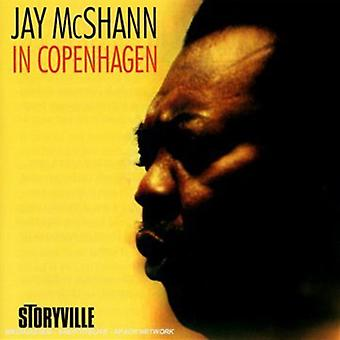 Jay McShann - i København [CD] USA import
