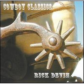 Rick Devin - Cowboy Classics [CD] USA import