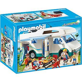 Playmobil sommer Camper 6671