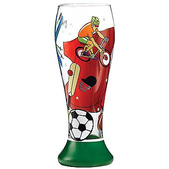 Lolita sportsmand år øl glas