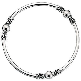 925 Silver Fashionable Celtic Bracelet