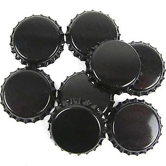 Crown Caps - Black - 1000
