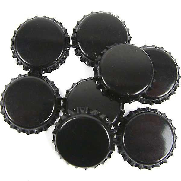 Crown Caps - Black - 40