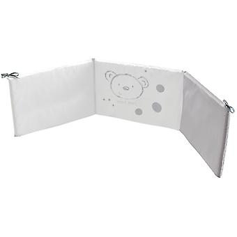 Micuna Removable protective Cradle 120x60 Cm Sweet Bear Tx-1744