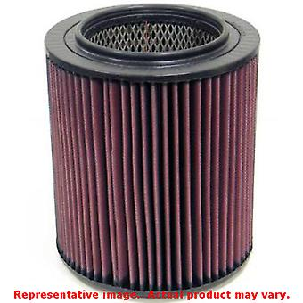 K&N Universal Filter - Industrial Filters 33-2301 Chrome 0 in (0 mm) Fits:UNIVE
