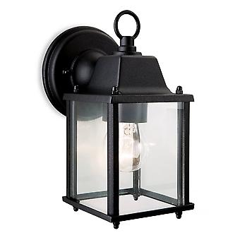Firstlight Traditional Black Coach Outdoor Garden Lantern