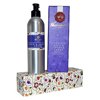 Shakespeare Inspired Anne Hathaway's Cottage Garden Bath and Shower Creme 250ml