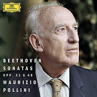 Maurizio Pollini - Beethoven: Sonates O [CD] USA import