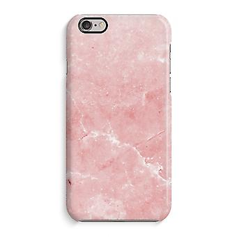 Iphone 6 6s Case 3d Case (Glossy) - Pink Marble