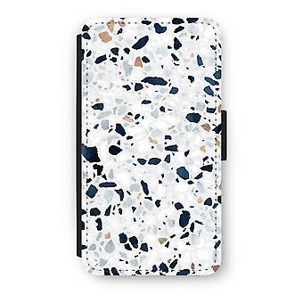 Samsung Galaxy A3 (2017) Flip Case - Terrazzo N ° 1