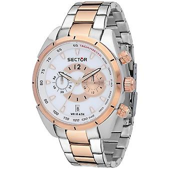 Sector watches mens watch 330 racing chronograph R3273794001