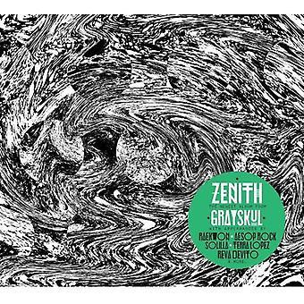 Grayskul - Zenith [CD] USA importerer